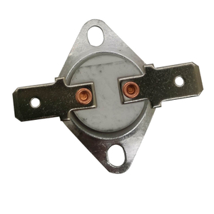 KSD301 bimetal thermostat 10A 15A 16A with ceramic base