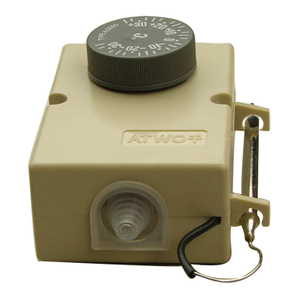 A2000 thermostat temperature controller