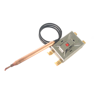 WQS-III series manual reset thermostat high temperature thermostat